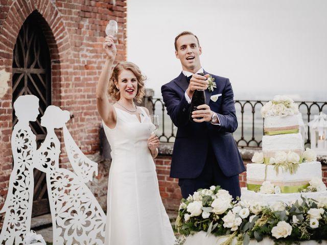 Il matrimonio di Riccardo e Valentina a Costigliole Saluzzo, Cuneo 87