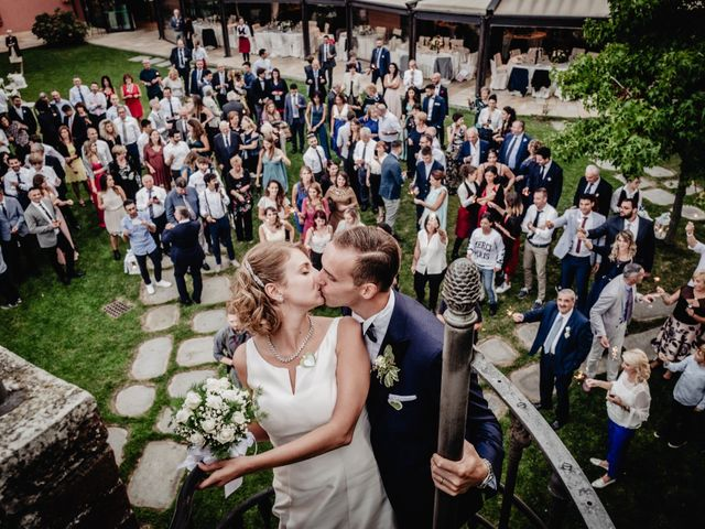 Il matrimonio di Riccardo e Valentina a Costigliole Saluzzo, Cuneo 89