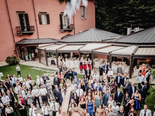 Il matrimonio di Riccardo e Valentina a Costigliole Saluzzo, Cuneo 90