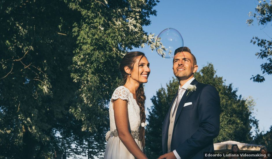 Il matrimonio di Pietro e Simona a Pavia, Pavia
