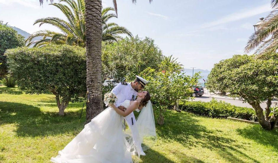 Il matrimonio di Antonino e Maria Rosaria a Sant'Angelo di Brolo, Messina