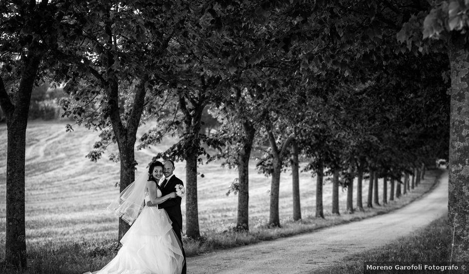 Il matrimonio di Samuele e Federica a Pergola, Pesaro - Urbino