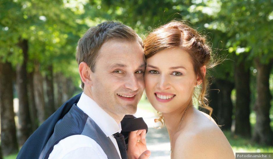 Il matrimonio di Lorenzo e Giulia a Cormons, Gorizia