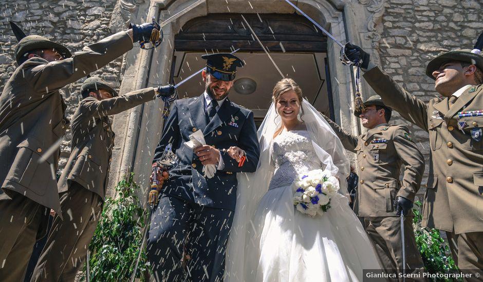 Il matrimonio di Giulio e Virginia a Vasto, Chieti