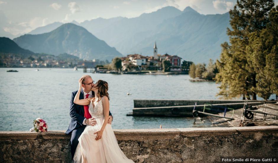 Il matrimonio di Alberto e Roberta a Baveno, Verbania