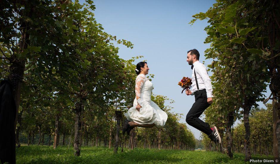 Il matrimonio di Paolo e Elisa a Oleggio, Novara