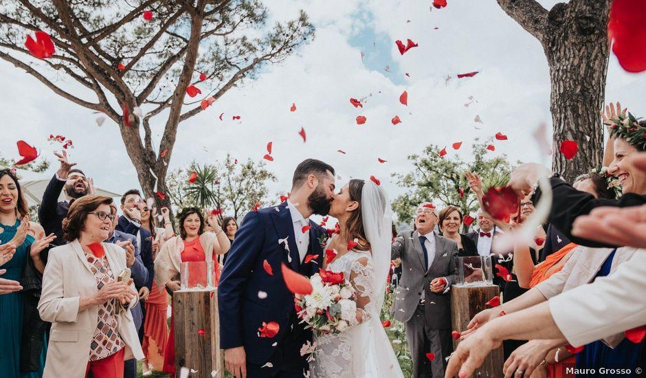 Il matrimonio di Raffaele e Wendy a Napoli, Napoli