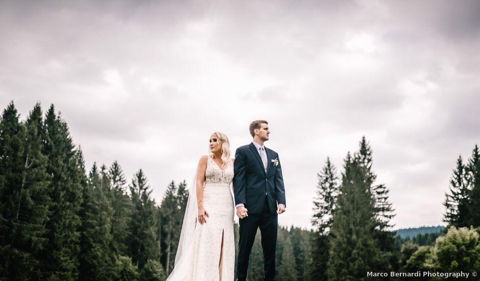 Il matrimonio di Guliana e Avery a Asiago, Vicenza