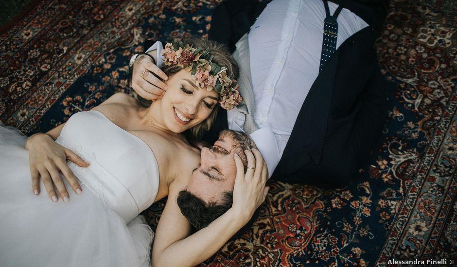 Il matrimonio di Lorenzo e Sara a Melizzano, Benevento