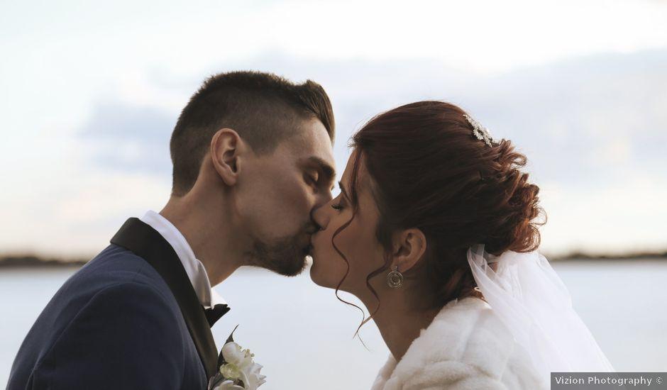 Il matrimonio di Carla e Teo a Latina, Latina