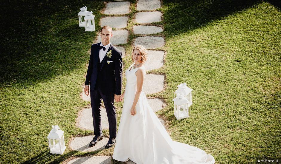 Il matrimonio di Riccardo e Valentina a Costigliole Saluzzo, Cuneo
