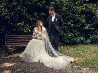 Le nozze di Maddalena e Stefano