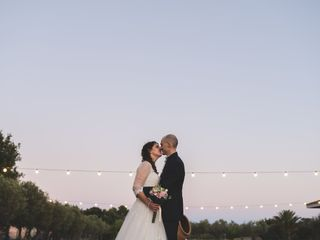 Le nozze di Nicola e Francesca