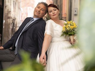 Le nozze di Olesya e David