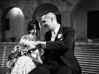 Le nozze di Mimma e Saverio