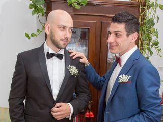 Le nozze di Stefania e Theo 1