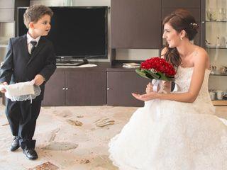 Le nozze di Stefania e Theo 2