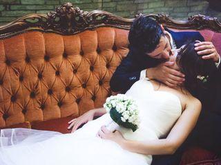 Le nozze di Anna e Fred