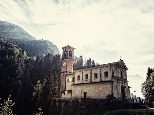 Il matrimonio di Gabriele e Erika a San Pellegrino Terme, Bergamo 26