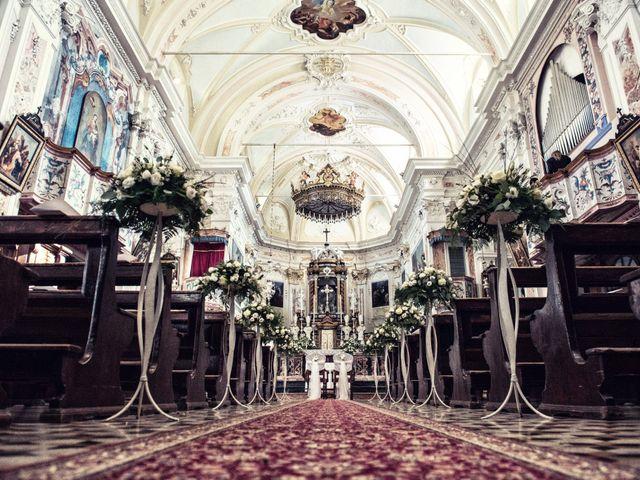 Il matrimonio di Gabriele e Erika a San Pellegrino Terme, Bergamo 28