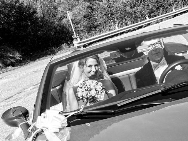 Il matrimonio di Gabriele e Erika a San Pellegrino Terme, Bergamo 31