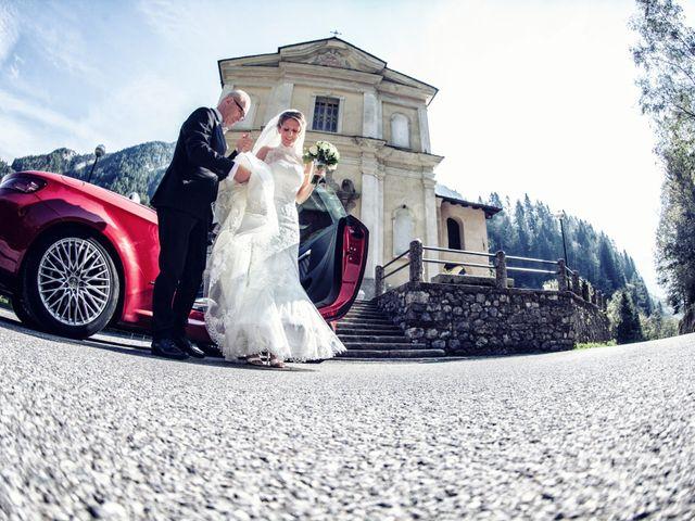 Il matrimonio di Gabriele e Erika a San Pellegrino Terme, Bergamo 32