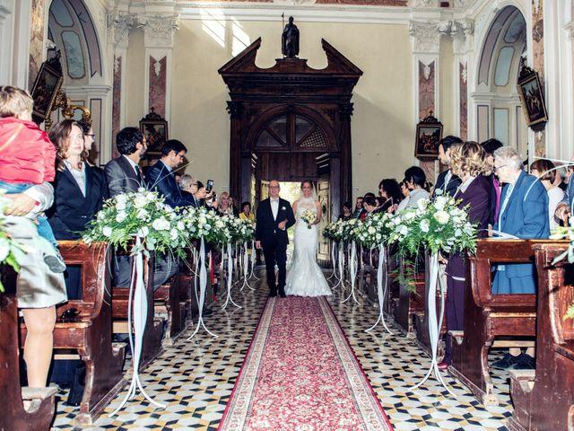 Il matrimonio di Gabriele e Erika a San Pellegrino Terme, Bergamo 34