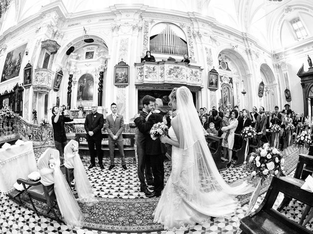 Il matrimonio di Gabriele e Erika a San Pellegrino Terme, Bergamo 37