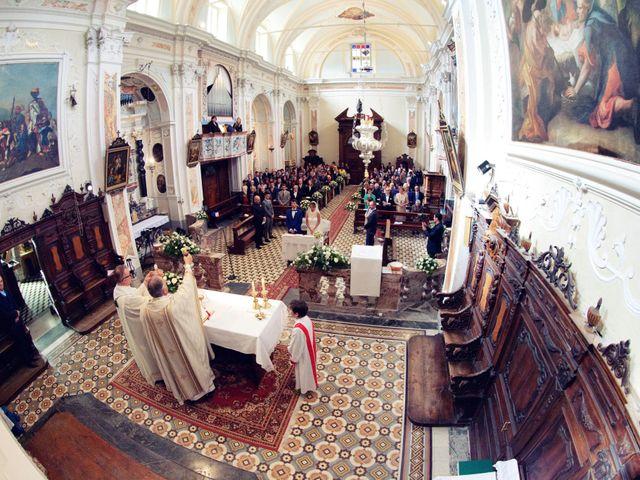 Il matrimonio di Gabriele e Erika a San Pellegrino Terme, Bergamo 49