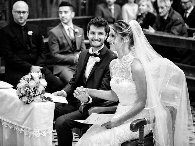 Il matrimonio di Gabriele e Erika a San Pellegrino Terme, Bergamo 51