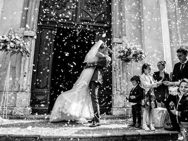Il matrimonio di Gabriele e Erika a San Pellegrino Terme, Bergamo 56