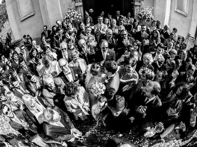 Il matrimonio di Gabriele e Erika a San Pellegrino Terme, Bergamo 57