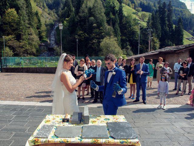 Il matrimonio di Gabriele e Erika a San Pellegrino Terme, Bergamo 59