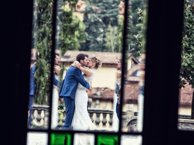 Il matrimonio di Gabriele e Erika a San Pellegrino Terme, Bergamo 84