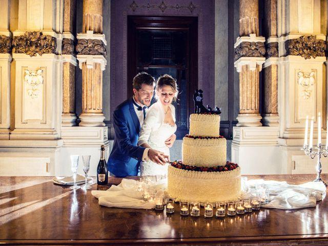 Il matrimonio di Gabriele e Erika a San Pellegrino Terme, Bergamo 89