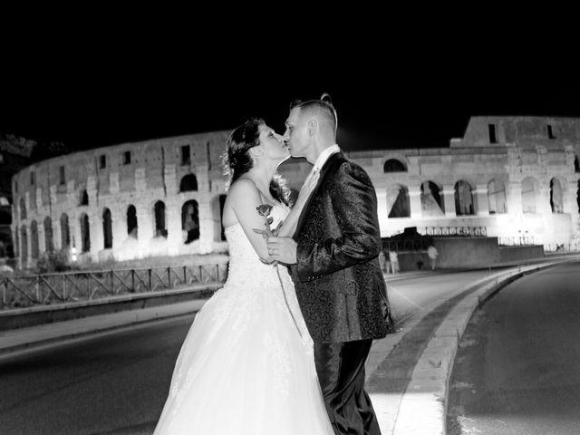 le nozze di Giordana e Gianni