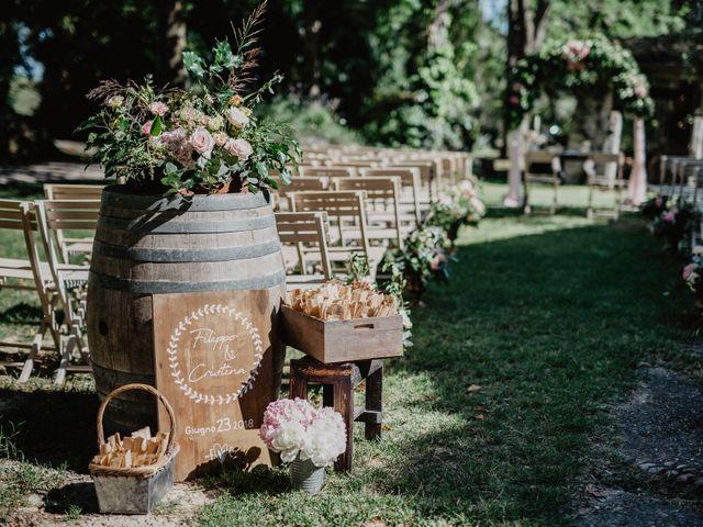 Il matrimonio di Filippo e Cristina a Brisighella, Ravenna 13