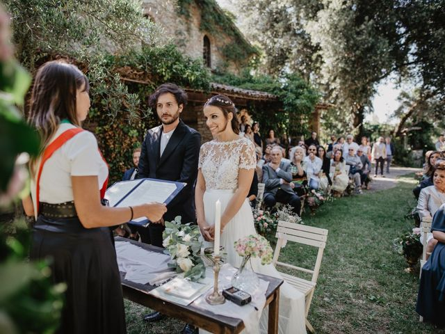 Il matrimonio di Filippo e Cristina a Brisighella, Ravenna 20