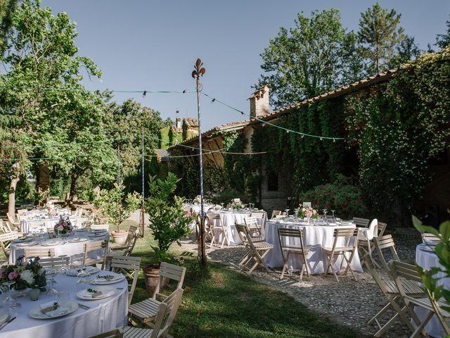 Il matrimonio di Filippo e Cristina a Brisighella, Ravenna 30