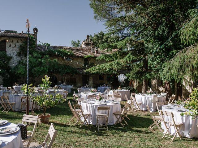 Il matrimonio di Filippo e Cristina a Brisighella, Ravenna 31