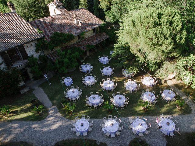 Il matrimonio di Filippo e Cristina a Brisighella, Ravenna 32
