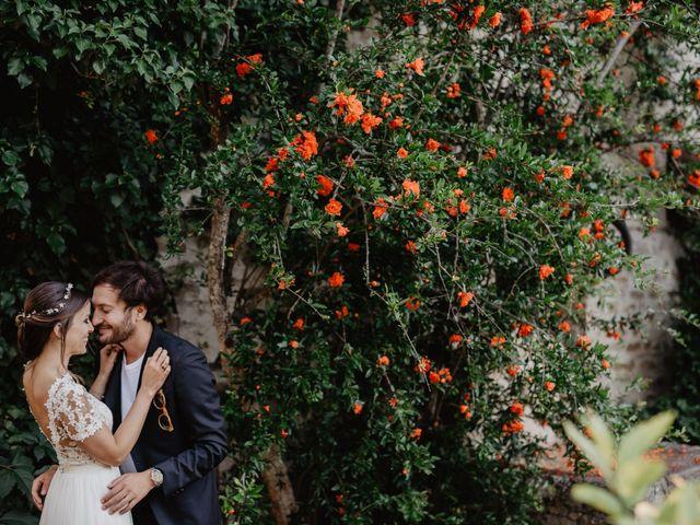 Il matrimonio di Filippo e Cristina a Brisighella, Ravenna 1