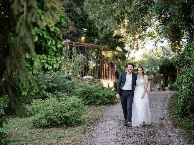 Il matrimonio di Filippo e Cristina a Brisighella, Ravenna 40