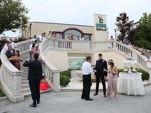 Il matrimonio di Luca e Sara a Civitanova Marche, Macerata 37