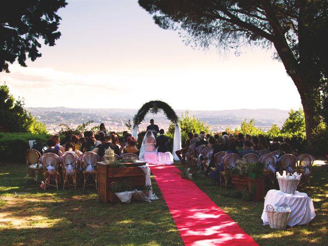 Il matrimonio di Fernando e Beatrice a Firenze, Firenze 1