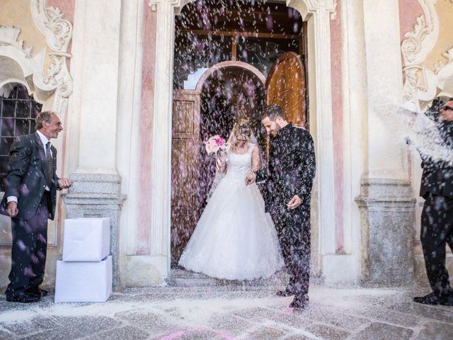 Il matrimonio di Andrea e Lucilla a Arona, Novara 16