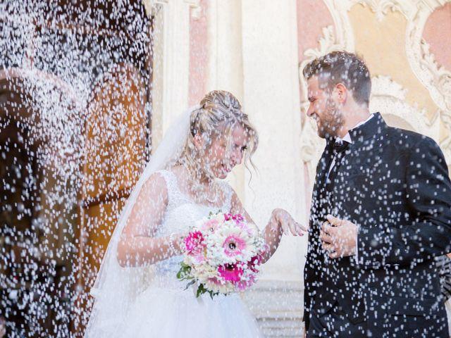 Il matrimonio di Andrea e Lucilla a Arona, Novara 17