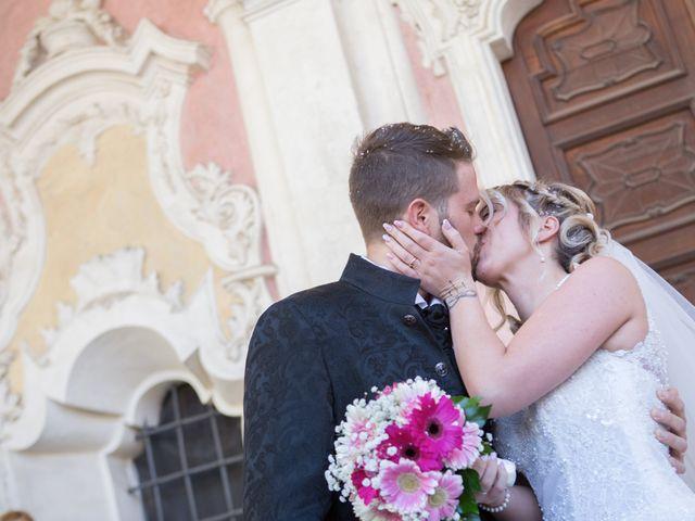 Il matrimonio di Andrea e Lucilla a Arona, Novara 18