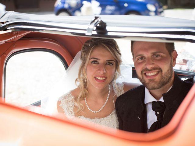 Il matrimonio di Andrea e Lucilla a Arona, Novara 20