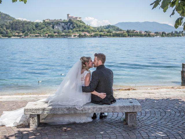Il matrimonio di Andrea e Lucilla a Arona, Novara 21